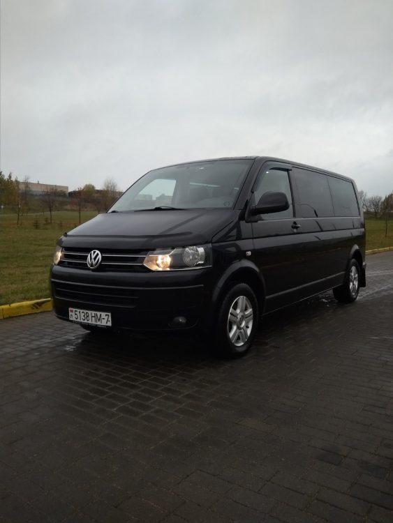 Volkswagen Caravelle 8 мест