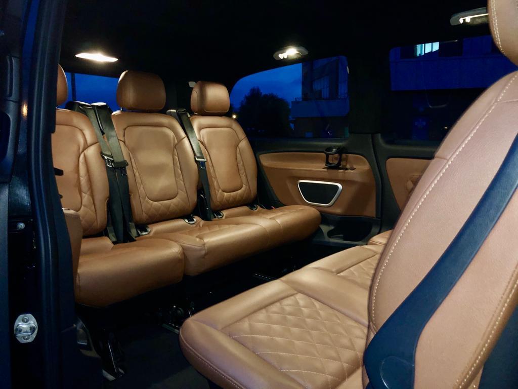 Салон Mercedes V class 6 мест